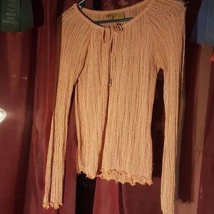 ArdenB pink shirt